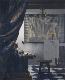 Jos manuel ballester b 1960 estudio del artista - Jose manuel ballester ...