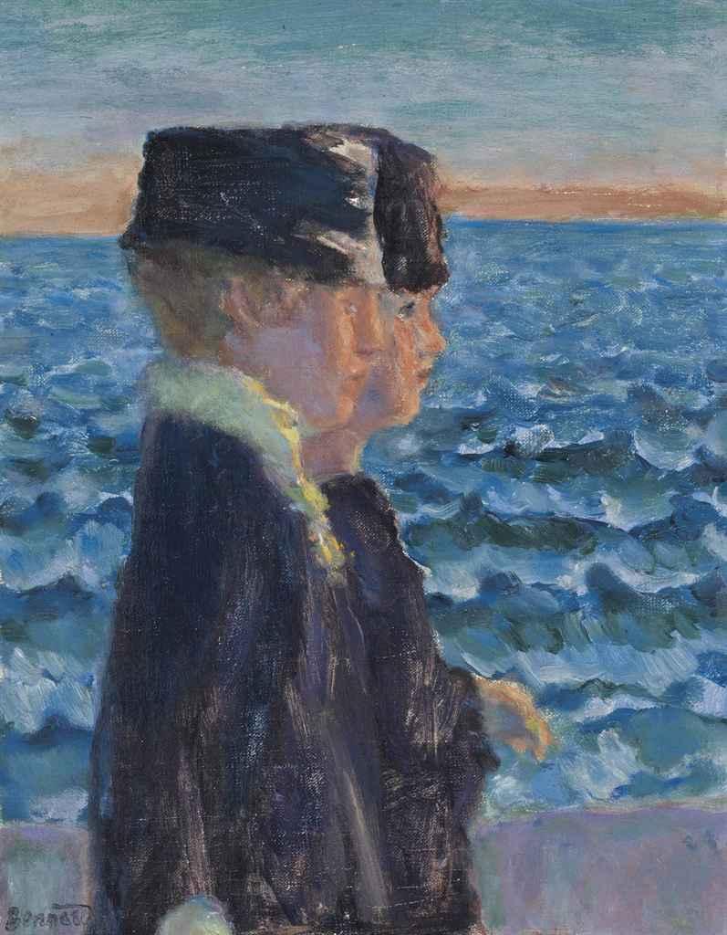 Pierre Bonnard 1867 1947 Jeunes Femmes Au Bord De La