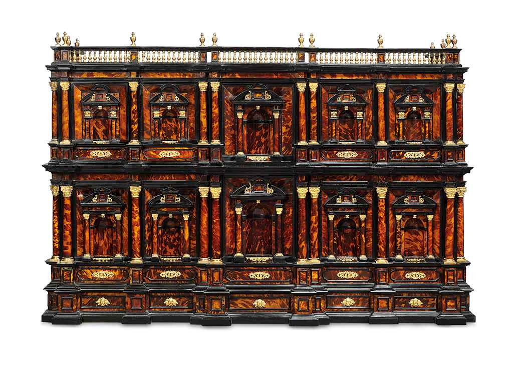 A_south_italian_ormolu Mounted_tortoiseshell_and_ebony_architectural_c_d5927437_001g