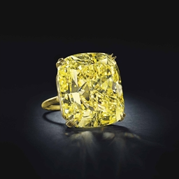 A Magnificent Colored Diamond Ring Christie S