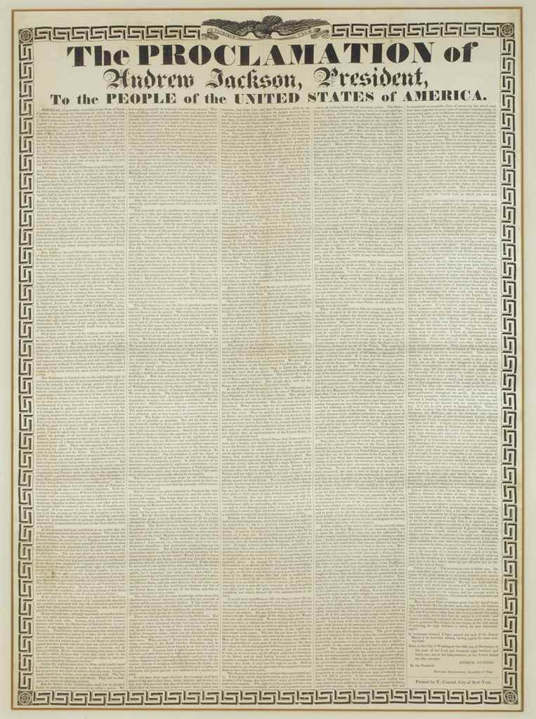 analysis of andrew jackson and martin While in the senate, martin van buren led the opposition movement against president john quincy adams and worked diligently to support andrew jackson in the upcoming elections of 1828.