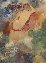 Odilon Redon (1840-1916) , Naissance de Vénus | Christie's