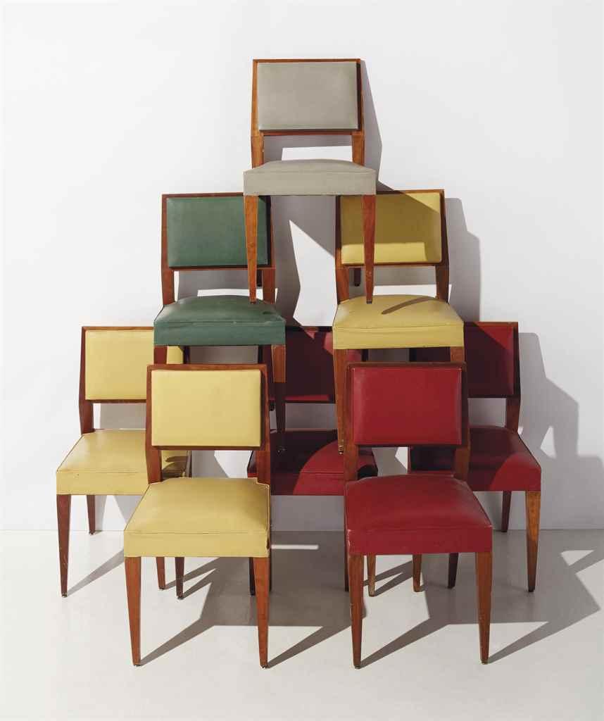 chaise de bureau jaquet