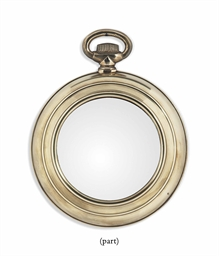 A COLLECTION OF EIGHT BRASS NOVELTY MIRRORS , CIRCA 1960 Christie s