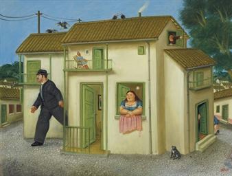 Fernando Botero: A dimension of portliness