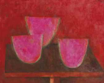 Property From the Lewin Family Collection,Rufino Tamayo (1899-1991), Sandías,Painted in 1969.Price Realized: $2,167,500
