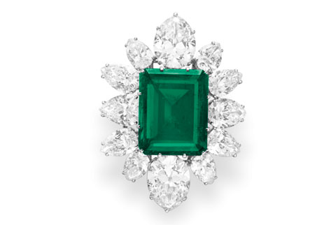 certified price at stone ring panna clara emerald or silver stunning in buy green