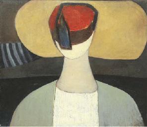 <B>MERET OPPENHEIM (1913-1985)</B> <BR>