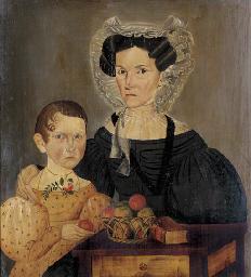SHELDON PECK (1797-1868) <BR>