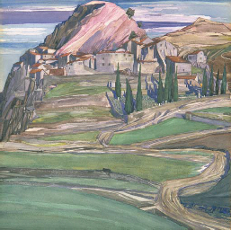 CHARLES RENNIE MACKINTOSH, R.S.W. (1868-1928) <BR>