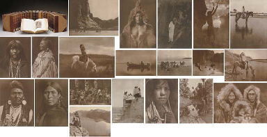 EDWARD S. CURTIS (1868-1952) <BR>