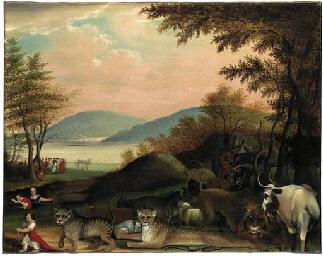EDWARD HICKS (1780-1849), 1849 <BR>