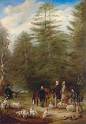 JOHN E. FERNELEY, SEN. (1782-1860) <BR>