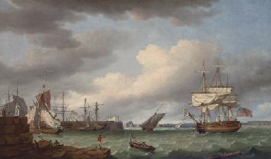 THOMAS WHITCOMBE (C.1752-1824) <BR>
