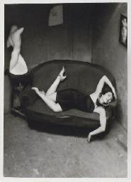 ANDRÉ KERTÉSZ (1894-1985) <BR>
