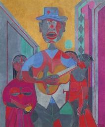 RUFINO TAMAYO (MEXICAN 1899-1991) <BR>
