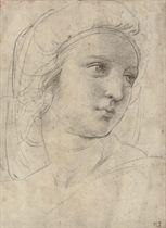 RAFFAELLO SANZIO, CALLED RAPHAEL (URBINO 1483-1520 ROME) <BR