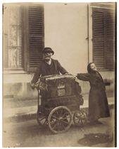EUGÈNE ATGET (1857-1927) <BR>