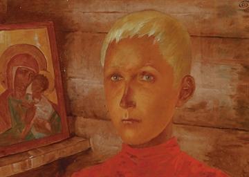 KUZMA PETROV-VODKIN (1878-1939) <BR>