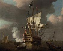PETER MONAMY (LONDON 1681-1749) <BR>
