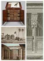 <I>DESCRIPTION DE L'ÉGYPTE OU RECUEIL DES OBSERVATIONS ET DE
