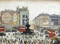 LAURENCE STEPHEN LOWRY, R.A. (1887-1976) <BR>