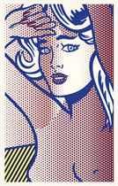 ROY LICHTENSTEIN (1923-1997) <BR>