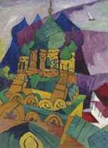 ARISTARKH LENTULOV (1882-1943)<BR>