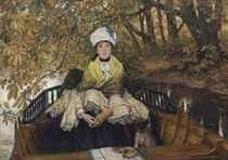 JAMES (JACQUES) JOSEPH TISSOT (1836-1902)<BR>