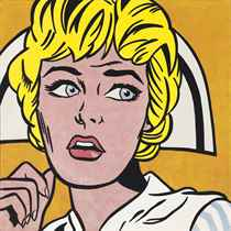 ROY LICHTENSTEIN (1923-1997)<BR>