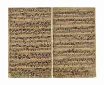 <B>BACH, JOHANN SEBASTIAN (1685-1750).</B>