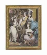 DANIEL GARDNER (KENDAL 1750-1805 LONDON)