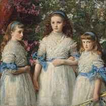 SIR JOHN EVERETT MILLAIS, P.R.A. (1829-1896)