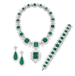 The BVLGARI Emerald Suite  A S