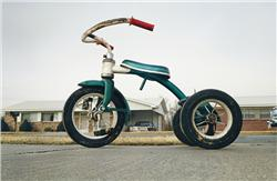 Memphis (Tricycle), 1969-1970