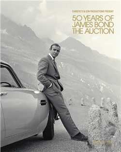 RELEASE: 50 YEARS OF JAMES BOND - THE AUCTION