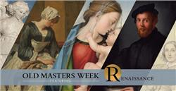 RELEASE: OLD MASTERS WEEK AT CHRISTIE'S NEW YORK