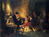 NICHOLAS GYSIS (1842-1901)