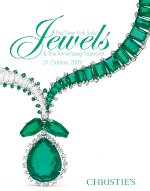 Jewels: The New York Sale & Th auction at Christies