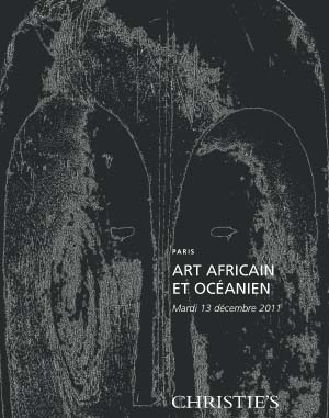 Art Africain et Océanien auction at Christies