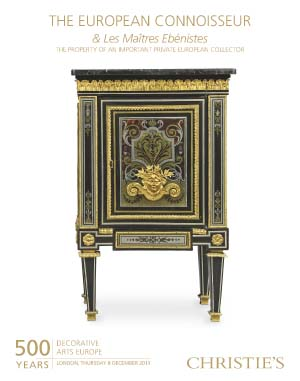 500 Years Decorative Arts Euro auction at Christies