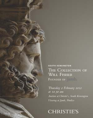 The Collection of Will Fisher: auction at Christies