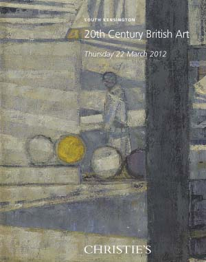 20th Century British Art auction at Christies