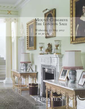 Mount Congreve: The London Sal auction at Christies