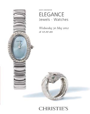 Elegance: Jewels Watches  auction at Christies