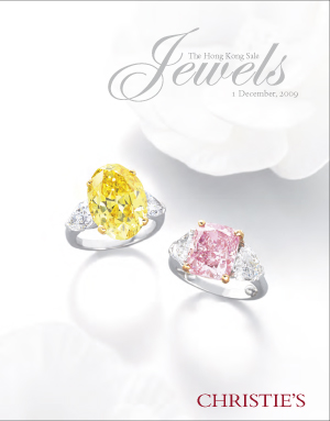 Jewels: The Hong Kong Sale auction at Christies