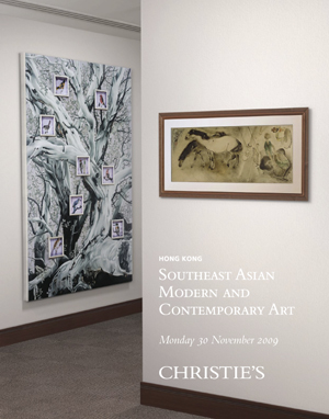 Southeast Asian Modern and Con auction at Christies