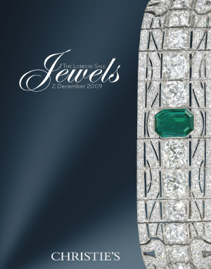 Jewels : The London Sale auction at Christies