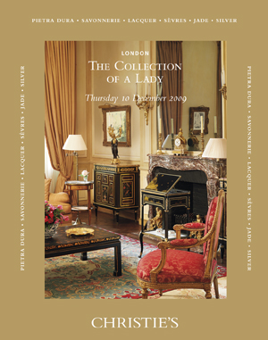 The Collection of a Lady - Mag auction at Christies