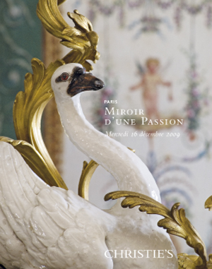 Miroir d'une Passion, provenan auction at Christies